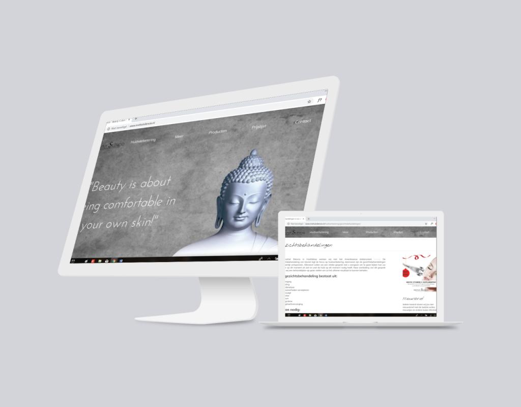 Website Institut Silencio