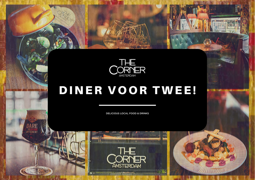 The Corner Amsterdam Voucher