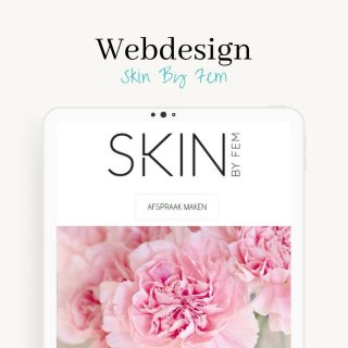 #portfolio: Skin By Fem! ➡️ SWIPE om de HOME-PAGE te bekijken! Voor deze prachtige schoonheidssalon aan huis hebben wij een super gebruiksvriendelijke website mogen maken!😁 Zo gaan wij te werk: Allereerst hebben we een overleg gehad met de eigenaresse om erachter te komen wat ze mooi vindt en wat vooral niet. Dan gaan wij aan de slag. De eerste opzet stuurde we binnen één week op, waarin zij de mogelijkheid kreeg om feedback te geven. Nadat wij deze feedback hebben verwerkt sturen wij de website nog één keer door ter controle en daarna zetten we deze live! Het gehele traject heeft voor Skin By Fem max. 1,5 maand geduurd! 😊 Bij ons heb je al een profesionele website vanaf € 495,- 🤩 Voor meer informatie over de verschillende pakketten die we hebben check onze website LINK IN BIO! #skinbyfem #webdesign #marketing #website #portfolio #websitebouwen #websitemaken #websiteontwerpen #schoonheidssalonwebsite #websitevoorschoonheidssalons #onlinevisitekaartje