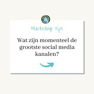 Wat zijn momenteel de grootste Social Media kanalen van Nederland?!🤔 Ondanks de afname in populariteit blijft Facebook met ruim 10 miljoen gebruikers het grootste social media kanaal (naast Whatsapp) gevolgd door Youtube (9 miljoen) en Instagram (5,9 miljoen)!😎  Afgelopen 2,5 jaar heeft Instagram de grootste groei doorgemaakt, met TikTok vlak in de achteruit spiegel. De cijfers bekijken: SWIPEN➡️  #wistjedat #marketingfacts #marketing #onlinemarketing #infinitymarketing #weetje #facebook #instagram #linkedin #whatsapp #resultaten #cijfers